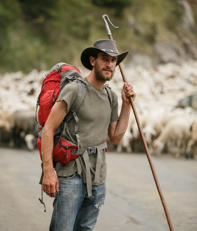 Zacarías fievet, tras los ojos del pastor